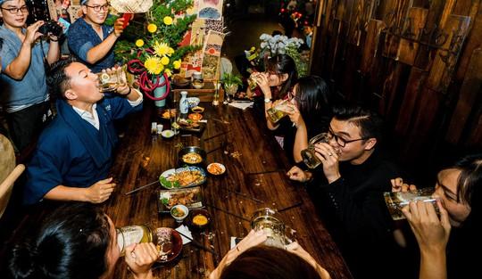 Khai trương nhà hàng Shamoji Robata Yaki thứ 3 - Ảnh 1.
