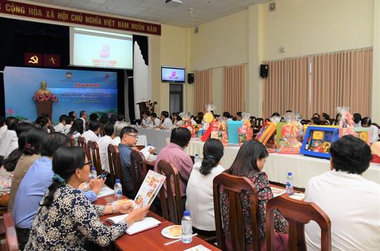 Mặt trận Tổ quốc Việt Nam TP HCM và Saigon Co.op ký kết quy chế phối hợp công tác - Ảnh 2.