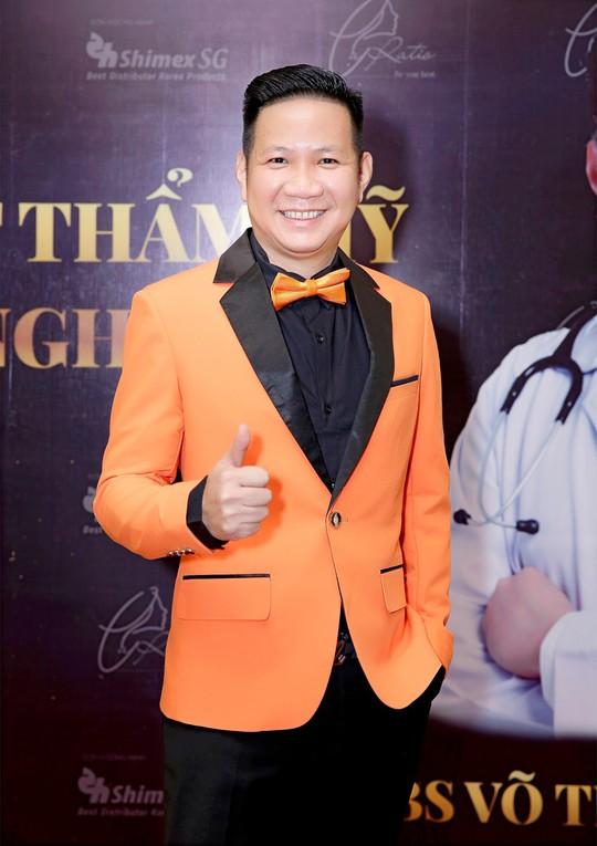 Nhiều ca sĩ, nghệ sĩ ủng hộ dự án phẫu thuật thẩm mỹ của bác sĩ Võ Thành Trung - Ảnh 2.
