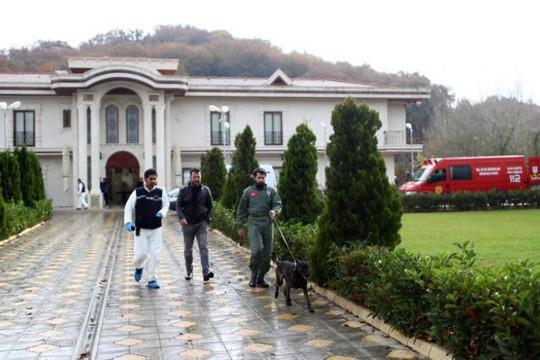 Thổ Nhĩ Kỳ lục soát biệt thự hẻo lánh tìm thi thể nhà báo Ả Rập Saudi - Ảnh 2.