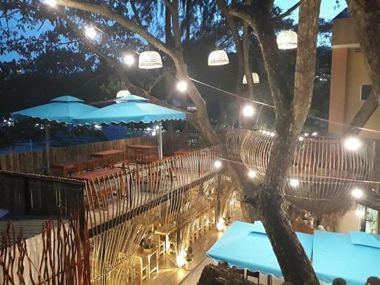 Sống ảo trong tiệm cà phê trên cây ở Cần Thơ - Ảnh 4.