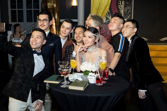 Thưởng thức bữa tiệc giao thừa phong cách Gatsby độc đáo trên đảo Ngọc - Ảnh 6.