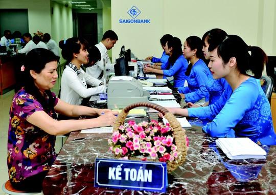 Saigonbank thay đổi nhân sự cấp cao