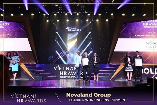Novaland được vinh danh tại Vietnam HR Arward 2018 - Ảnh 1.