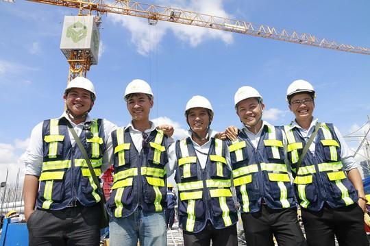 Novaland được vinh danh tại Vietnam HR Arward 2018 - Ảnh 2.