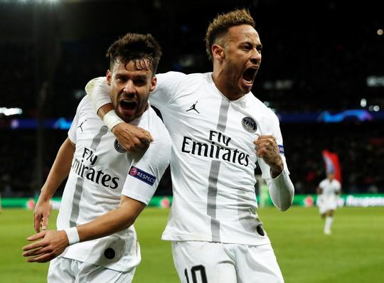 Neymar rực sáng, Liverpool gục ngã ở đại chiến thành Paris - Ảnh 3.