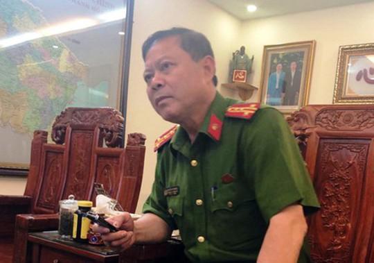 Đình chỉ Trưởng Công an TP Thanh Hóa bị tố nhận 260 triệu đồng chạy án - Ảnh 1.