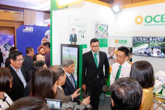 OCB vinh dự nhận giải Ngân hàng tiêu biểu Việt Nam 2018 - Ảnh 2.