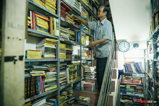 Tiệm sách miễn phí hơn 10 năm giữa lòng Sài Gòn - Ảnh 4.