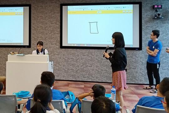 Google dạy lập trình Scratch để giúp trẻ em Việt Nam phát triển tư duy sáng tạo - Ảnh 3.