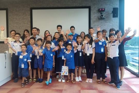 Google dạy lập trình Scratch để giúp trẻ em Việt Nam phát triển tư duy sáng tạo - Ảnh 2.