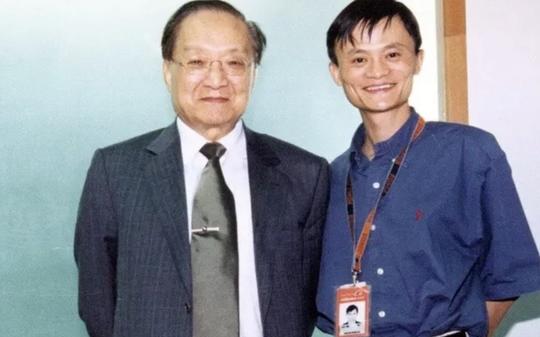Kim Dung chính là nguồn cảm hứng cho Jack Ma lập Alibaba - Ảnh 1.
