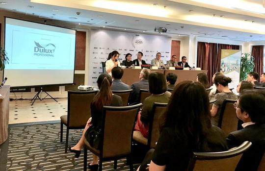Dulux Professional đồng hành cùng Giải thưởng Bất động sản Việt Nam - Ảnh 1.