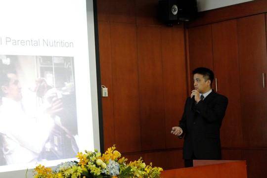 Tăng cường hoạt động dinh dưỡng lâm sàng tại Việt Nam - Ảnh 2.
