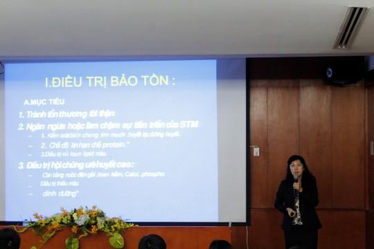 Tăng cường hoạt động dinh dưỡng lâm sàng tại Việt Nam - Ảnh 3.
