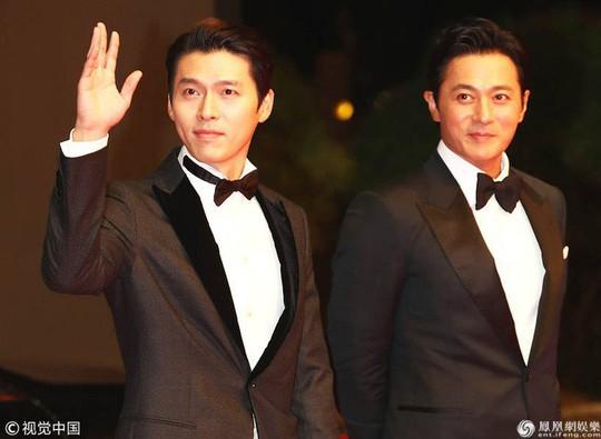 Jang Dong Gun và Hyun Bin: 2 cực phẩm quý ông - Ảnh 8.
