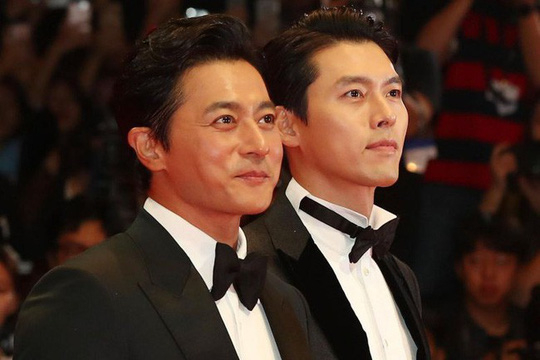 Jang Dong Gun và Hyun Bin: 2 cực phẩm quý ông - Ảnh 9.