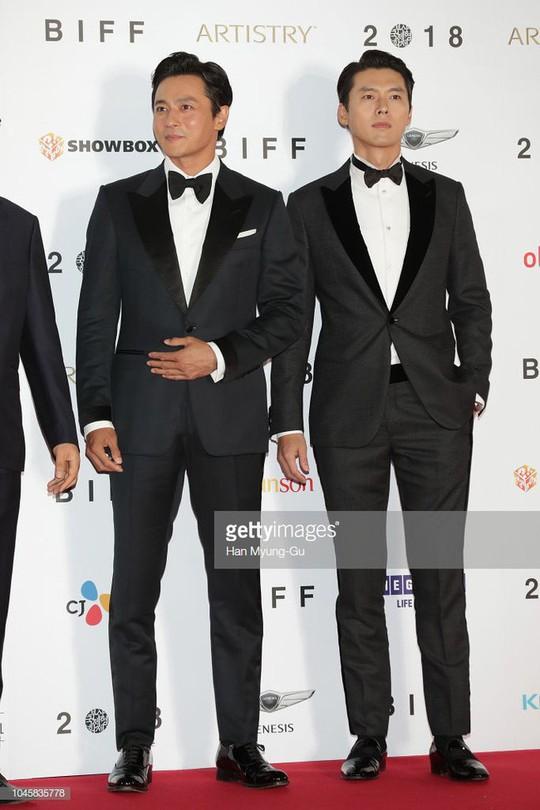 Jang Dong Gun và Hyun Bin: 2 cực phẩm quý ông - Ảnh 10.