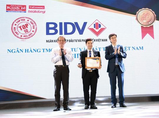 BIDV SmartBanking - Sản phẩm ngân hàng số được vinh danh tại Tin & Dùng Việt Nam 2018 - Ảnh 1.