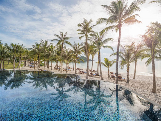 Top 100 Bãi biển đẹp nhất thế giới 2018 gọi tên bãi Kem - Ảnh 3.