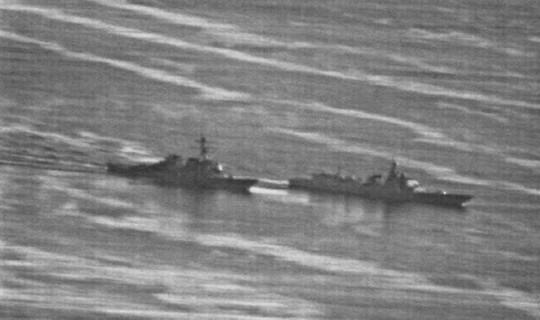 """Hải quân Mỹ liên tục chạm trán """"không an toàn"""" với Trung Quốc - Ảnh 1."""