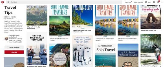 Vì sao du lịch một mình ngày càng phổ biến? - Ảnh 1.