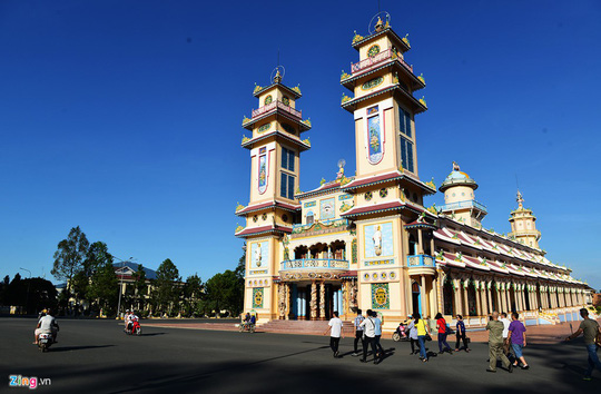 Tây Ninh - nơi lý tưởng cho du lịch cuối tuần - Ảnh 13.