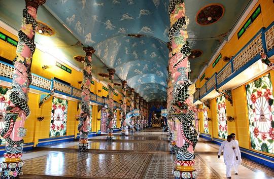 Tây Ninh - nơi lý tưởng cho du lịch cuối tuần - Ảnh 14.