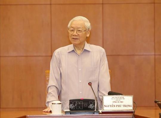 Tổng Bí thư, Chủ tịch nước làm Trưởng ban Chỉ đạo xây dựng quy hoạch cán bộ cấp chiến lược - Ảnh 2.