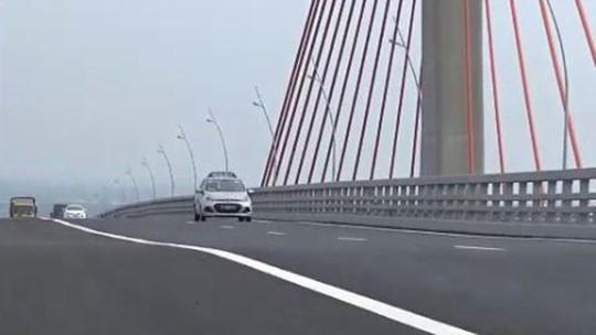 Cầu Bạch Đằng lún, võng: Bộ GTVT yêu cầu kiểm tra chất lượng thi công - Ảnh 1.