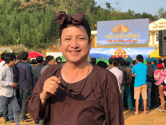 Táo Chí Trung: Tôi có tuổi nhưng là MC trẻ - Ảnh 2.