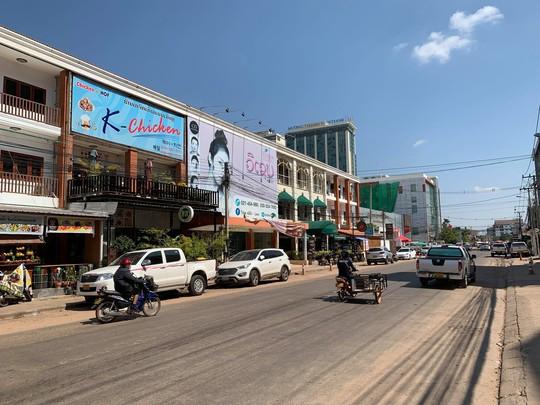 Tuyển Việt Nam đóng quân ở phố người Hàn - Ảnh 1.