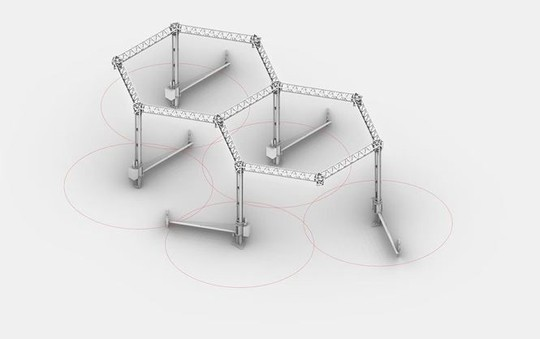Nhà xây bằng công nghệ in 3D làm từ... bùn - Ảnh 11.