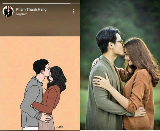 Thanh Hằng lên tiếng về tin đồn hẹn hò Hà Anh Tuấn - Ảnh 1.