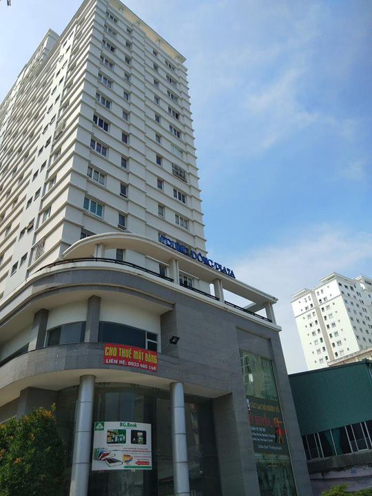 Chủ đầu tư chung cư Trung Đông Plaza dính nhiều sai phạm - Ảnh 1.