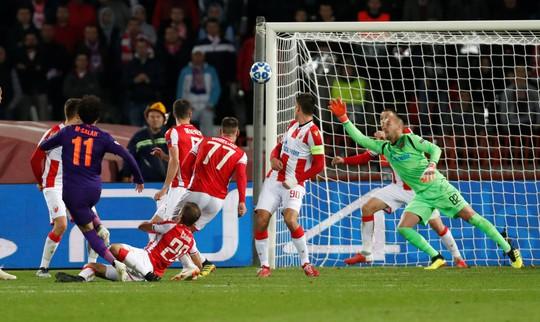 Người hùng vô danh Pavkov nhấn chìm Liverpool ở Belgrade - Ảnh 2.