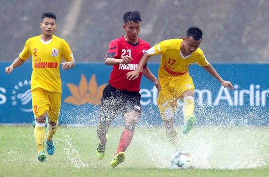 Thắng đậm Viettel, U21 HAGL tiếp lửa đàn anh Công Phượng, Xuân Trường - Ảnh 6.