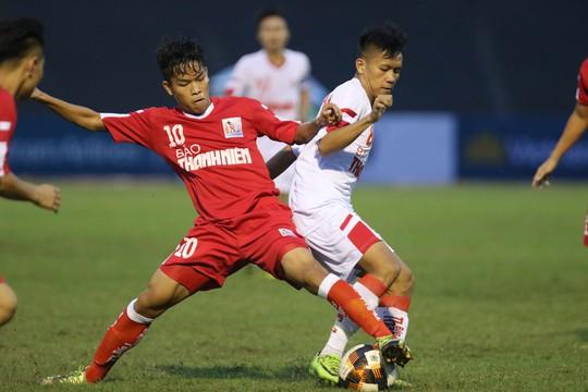 Thắng đậm Viettel, U21 HAGL tiếp lửa đàn anh Công Phượng, Xuân Trường - Ảnh 3.