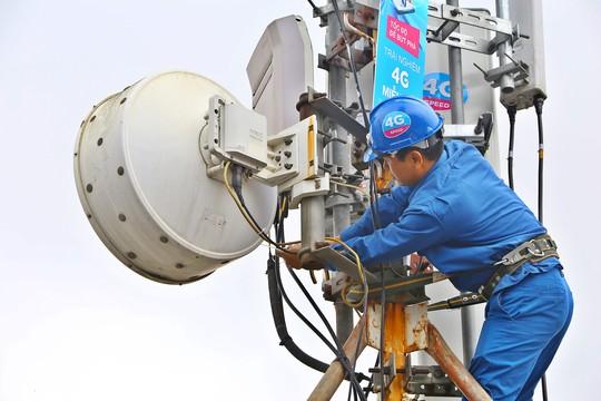 Chất lượng mạng 3G/4G của VinaPhone vượt chuẩn Việt Nam - Ảnh 1.