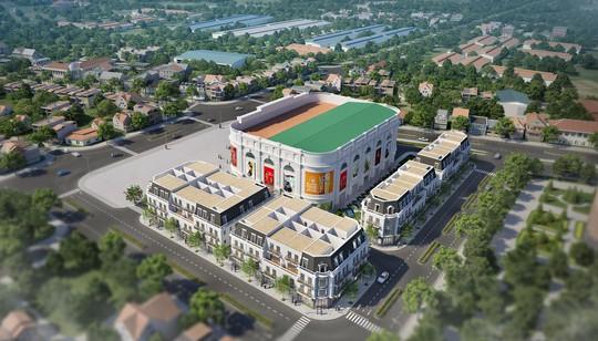 Vincom Retail ra mắt Vincom Shophouse Dĩ An - Ảnh 2.