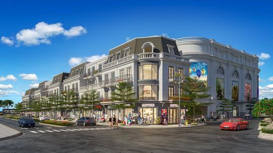 Vincom Retail ra mắt Vincom Shophouse Dĩ An - Ảnh 3.