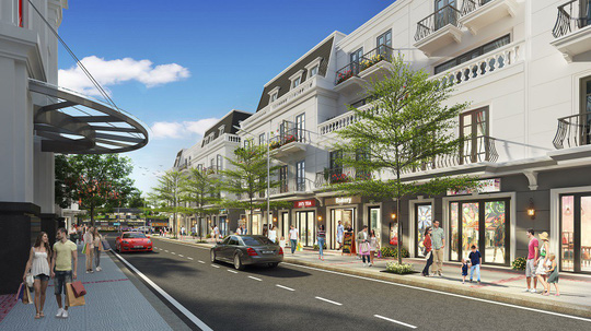 Vincom Retail ra mắt Vincom Shophouse Dĩ An - Ảnh 4.
