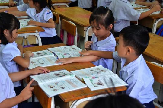Trẻ sợ đi học, học nhiều không hiểu - ảnh 1