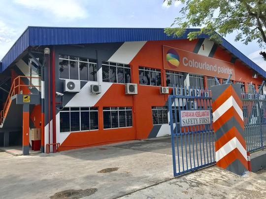 AkzoNobel mua lại Colourland Paints - Ảnh 1.
