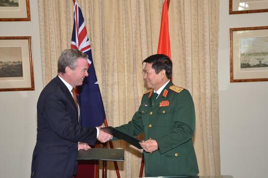 Việt - Úc bàn tăng cường hợp tác an ninh hàng hải - Ảnh 3.