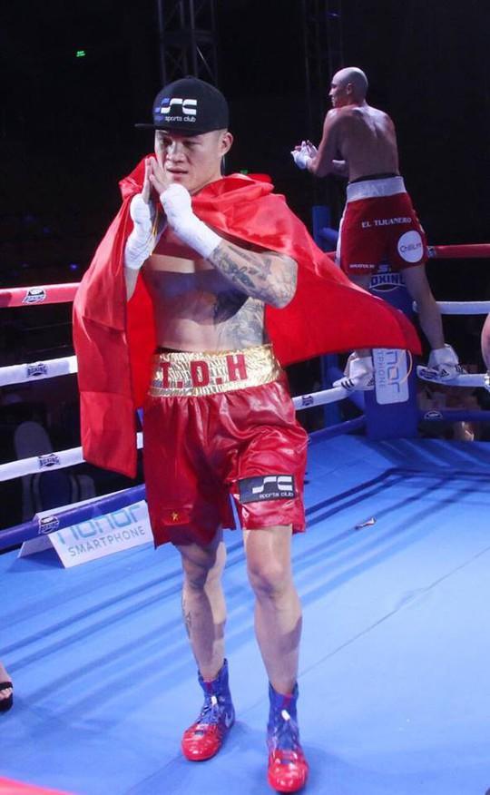 Trương Đình Hoàng dù không thắng cuộc nhưng vẫn mãi là nhà vô địch - Ảnh 1.