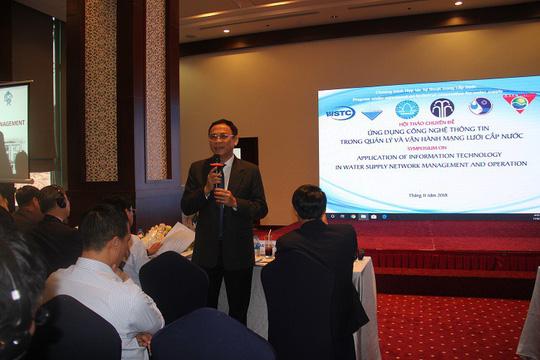 Ứng dụng công nghệ thông tin trong quản lý và vận hành mạng lưới cấp nước - Ảnh 2.