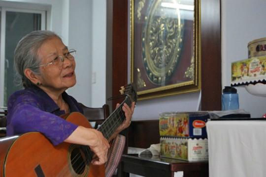 Nghệ sĩ PHI ĐIỂU - Ngôi sao tuổi 85 - Ảnh 1.