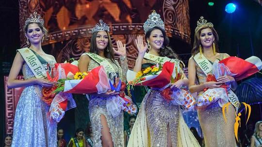 Ban tổ chức Hoa hậu Trái đất lên tiếng vụ thí sinh tố bị gạ tình - Ảnh 3.