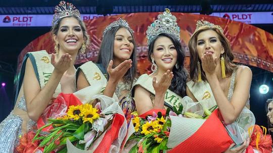Ban tổ chức Hoa hậu Trái đất lên tiếng vụ thí sinh tố bị gạ tình - Ảnh 2.